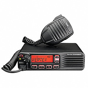 Two-Way Radio, 450 to 512 MHz Frequency, UHF, 45 Output Watts, 512 Number of Channels