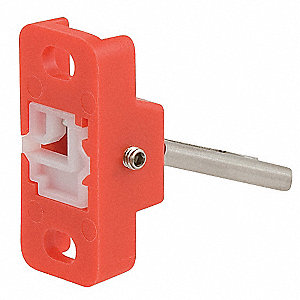 Pivoting Actuating Key for Left Hand Door For Use With XCSMP