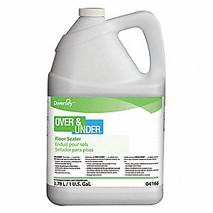 1 gal. Floor Sealer, 1 EA
