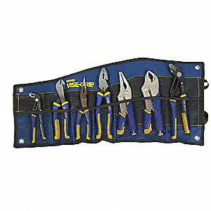 Pliers Set, Handle Type: Ergonomic, Number of Pieces: 7