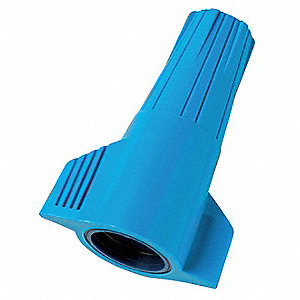Wire Connector,UnderGround,66,Blue,Pk,6
