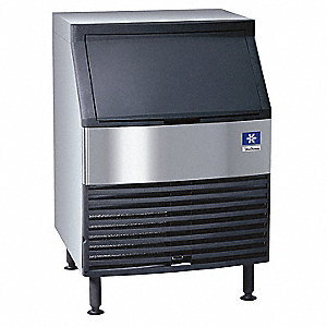 Ice Machine,Undercounter,Half-Dice,126lb