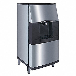 Ice/Water Dispenser,30 In Wide,180 Lbs