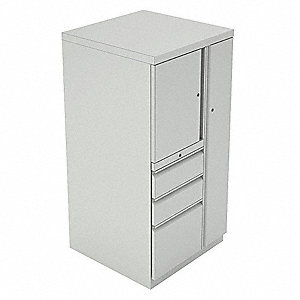 Storage/Wardrobe Cabinet,Grey