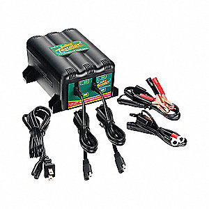 Battery Charger,12VDC,1.25A