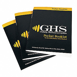 SDS Pocket Booklets,PK10
