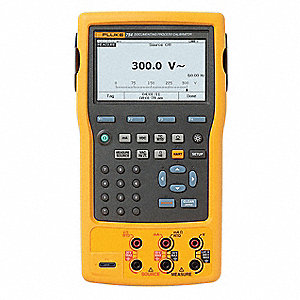 Documenting Multifunction Calibrator with HART, Voltage Measurement Range: 0  to 300VAC/DC, Loop Sup