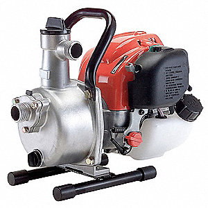 Engine Driven Centrifugal Pump,1 HP