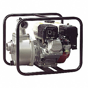 Engine Driven Pump,3.5 HP,2 In