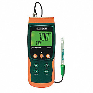 Ph/ORP/Temperature Meter/Datalogger