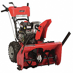 "Snow Blower, Clearing Path:  29"", Fuel Type: Gas, 12"" Auger Diameter"