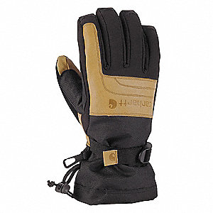 Cold Protection Gloves,XL,Blck/Barley,PR