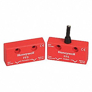 Interlock Switch,2NC/1NO,ABS