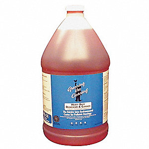 Unscented Heavy Duty Degreaser, 1 gal. Bottle, Package Quantity 4