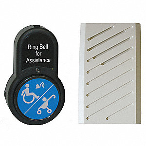 ADA Push Button Alert,Bigbell Basic
