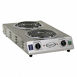Hot Plate,Double,220V