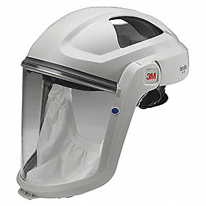 Respirator Faceshield Assembly,Poly