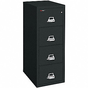 Vertical File,4 Drawer,Legal