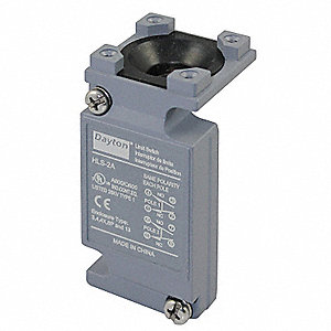 Limit Switch Body,2NO/2NC,10A @ 600V