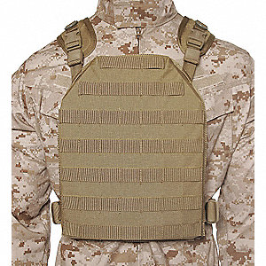 Plate Carrier Harness,Coyote Tan,L/XL