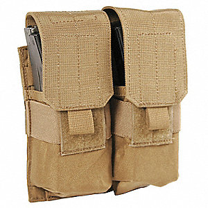 Double Mag Pouch,Coyote Tan,M4/M16 Mags