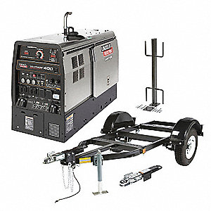 Engine Driven Welder, Vantage Series, 12,000W, Perkins, Diesel