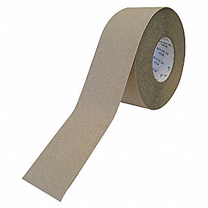 Sand Coated Polyurethane Antislip Tape, Continuous Roll