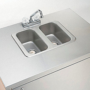 Portable Sink, Double