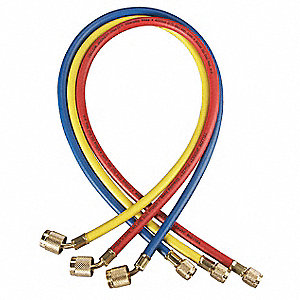 Manifold Hose Set,Low Loss,60 In