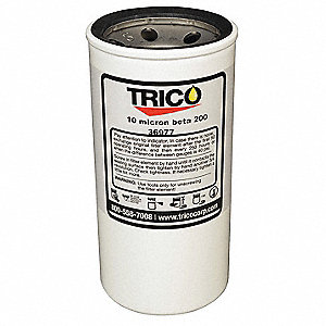 Oil Filter for Hand Held Cart,3 Microns