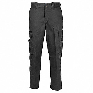 "Men's EMT Pants, Size 32"", Color: Black"