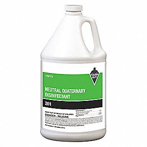 1 gal. Cleaner and Disinfectant, 1 EA