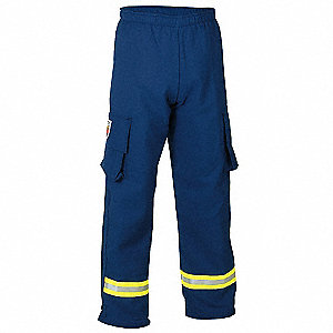 EMS Pants, Size 3XL, Color: Navy
