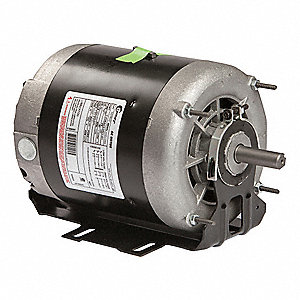 1/2 HP Belt Drive Motor, 3-Phase, 1725 Nameplate RPM, 200-230/460 Voltage, Frame 56