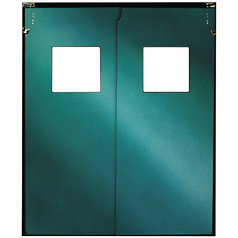 Chase AIR3008496 Swinging Door, 8 x 7 ft, Forest Green at Sears.com