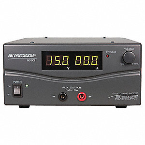 Power Supply,15 V,60 A