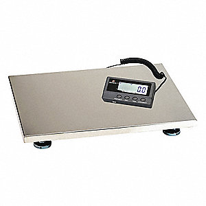 Shipping and Receiving Scale,200kg/440lb