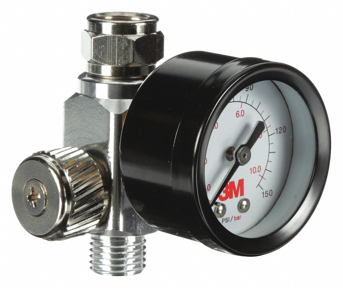 M air flow control valve use with t