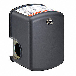 Pressure Switch,DPST,30/50 psi,Diaphragm