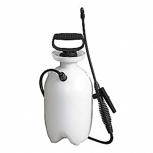 Handheld Sprayer,1.0 gal.,Poly Tank