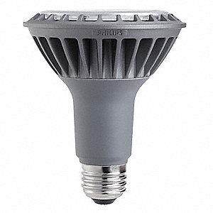 LED Lamp, PAR30L, 12W, 3000K, 22deg.,E26