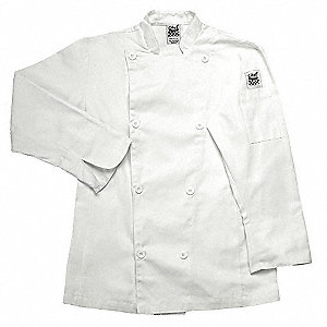 Chef Jacket,Knife/Steel,Ladies,White,S