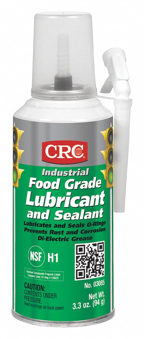 Crc Dielectric Grease 70 176 F To 400 176 F Silicone 6 Oz