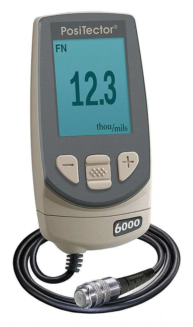 Electronic Federal Gage Products : Defelsko coating gage electronic mil tests y