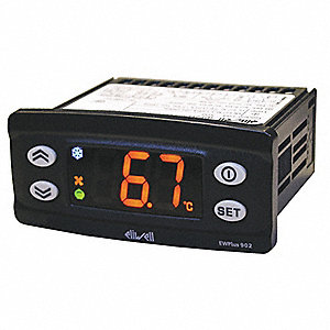 Temperature Control,Digital,SPST,120V