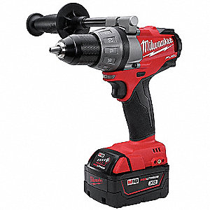 "M18 FUEL Brushless Li-Ion 1/2"" Cordless Drill/ Driver Kit, Battery Included"