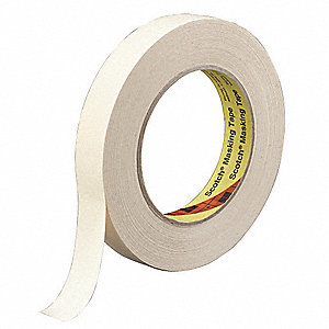 Masking Tape,Tan,18mm x 55m