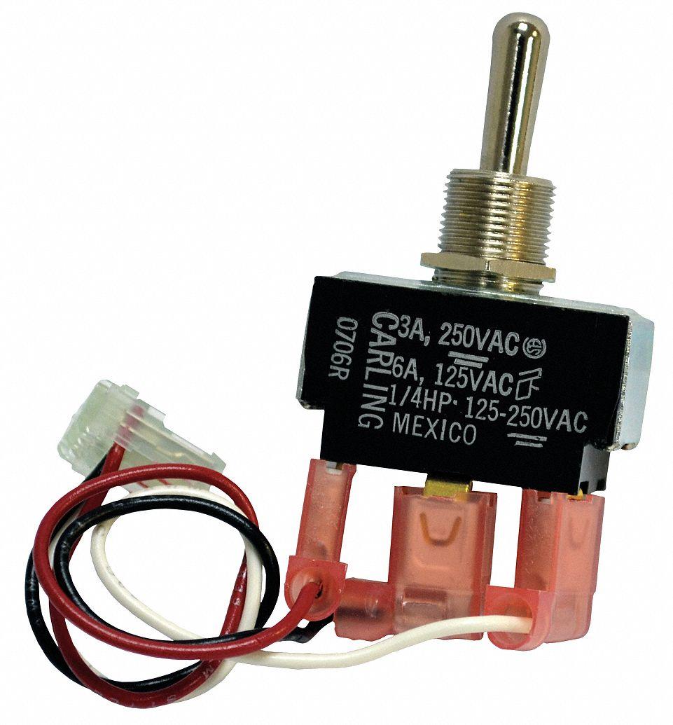 Dayton Forward Stop Reverse Switch Kit For Use With Dayton Model 13e661 - 13e664