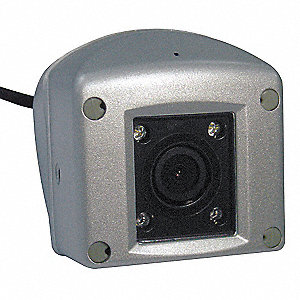 CCD Color Waterproof Left Camera,1/4 In