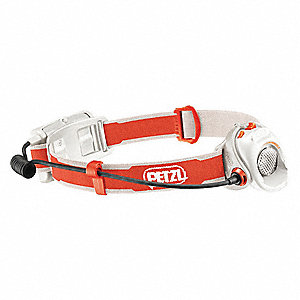 Industrial Headlamp,LED,Orange